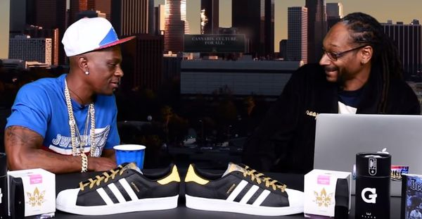 Boosie Badazz Remembers Getting Super High With Snoop Dogg