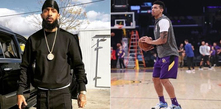 Check Out Danny Green S Special Edition Nipsey Hussle Puma Hardwoods Hip Hop Lately