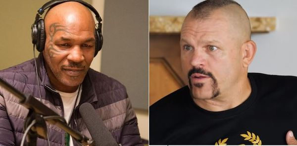 Chuck Liddell Explans Why He'd Take Mike Tyson In a Street Fight