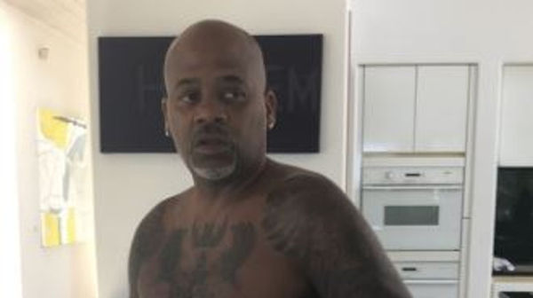 Dame Dash Arrested For Not Paying Child Support
