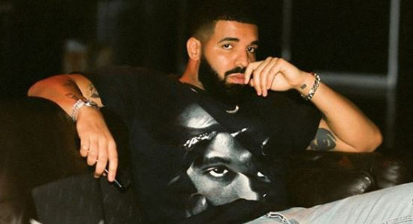 Drake Stunts His Insane Watch Collection