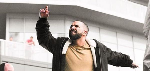 Drake Stunts Insane Patek Philippe Watch During Raptors Game