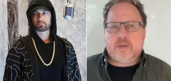 Eminem Brings Back Steve Berman To Celebrate the Slim Shady LP's 20th Birthday