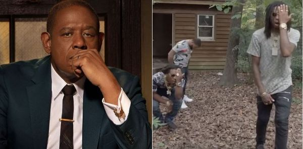 Forest Whitaker Speaks On The Migos Track 'Forest Whitaker'