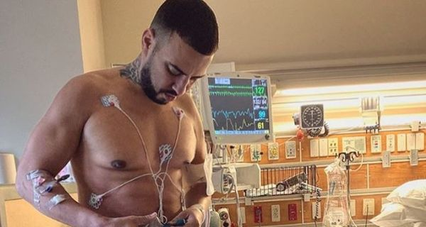 French Montana Finally Out Of ICU