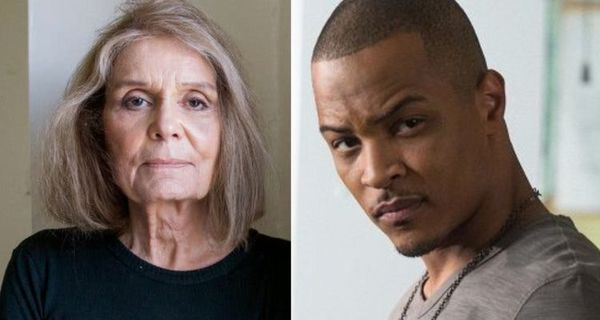 Gloria Steinem Says T.I. Is Abusing His Daugther's Human Rights