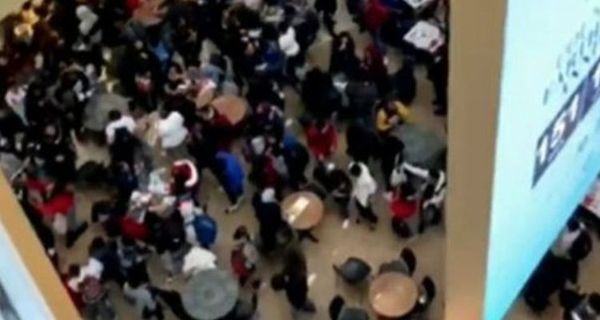 Hundreds Of Teens Riot At The Queens Center mall
