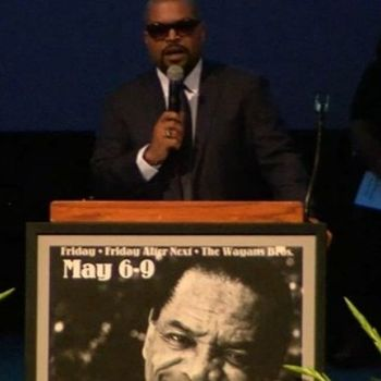 Ice Cube Apologized To John Witherspoon At His Funeral