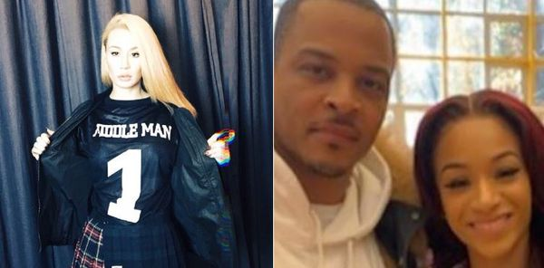 Iggy Azalea Comes For T.I. Over Hymen-Gate