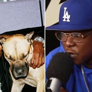 Jadakiss Explains How DMX Used To Rob People with a Pitbull