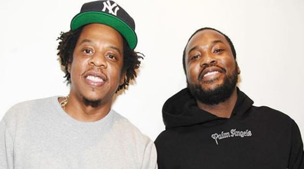 JAY Z Sent Meek Mill & Swizz Beatz Gala VIP Passes With Rollies In Them