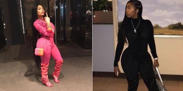 Kash Doll Had To Unfollow Nick Minaj Because She Was Making a Mess of Her DMs