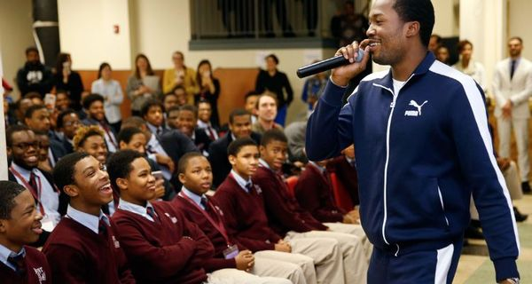 "Meek Mill Wants To Build A ""Super School"" In Philly"