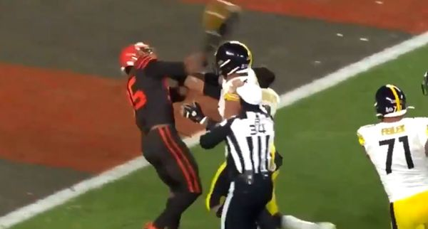 NFL Players React After Myles Garrett Attacks Mason Rudolph With his Own Helmet