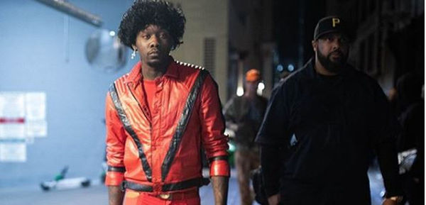 Offset Whips Out Michael Jackson Dance Moves