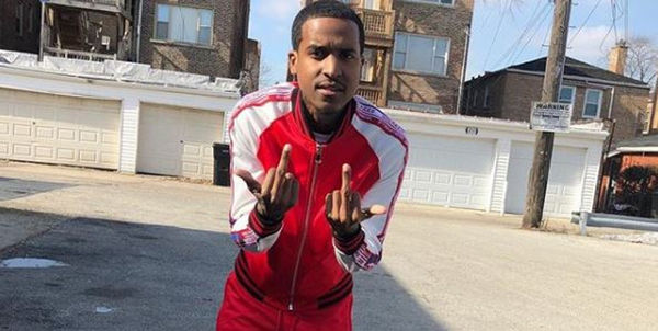 Police Release Image of Lil Reese's Shooter Opening Fire