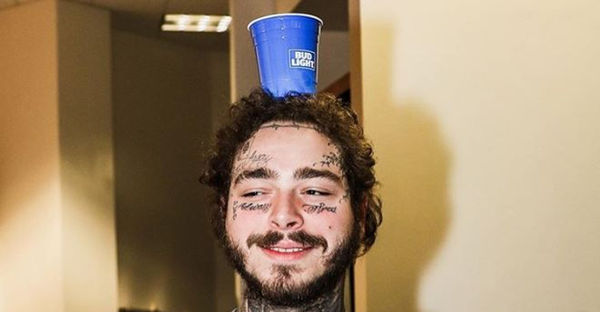Post Malone Is Taking Big Money Off His Supporting Acts In Beer Pong
