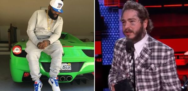 Post Malone Just Did For Grapes What Rick Ross Did For Pears