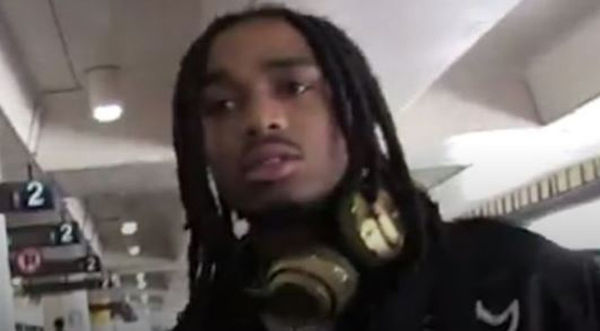Quavo Has Bought Back The House MIgos Recorded 'Versace' In