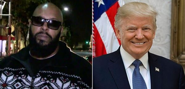 Ray J Pressuring Donald Trump To Pardon Suge Knight