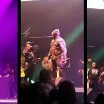 Master P Booed Off Stage During No Limit Reunion Show in St. Louis