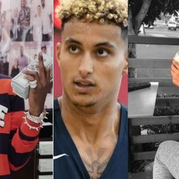 Report: NBA YoungBoy Aggressively Hollered At Kyle Kuzma's Girl & Got Shot Down