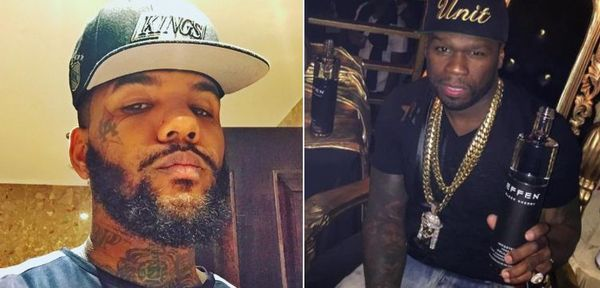 The Game Says 50 Cent Is Cappin' About The Origin of Their Beef