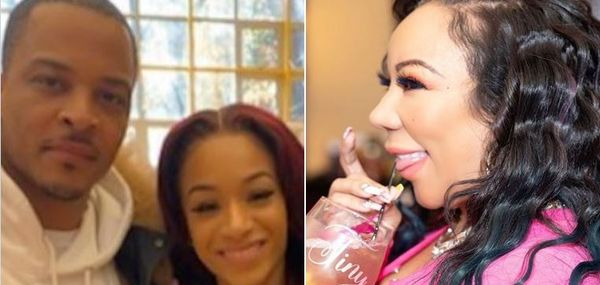 Tiny Harris Finally Weighs In On T.I., Deyjah And Hymen-Gate