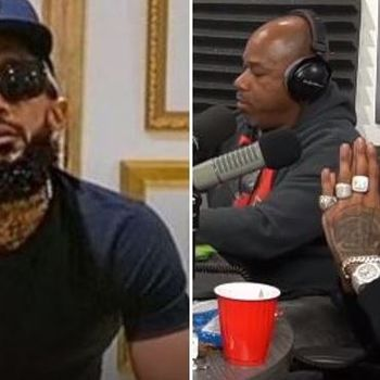 Wack 100 Doubles Down On 'Nipsey Hussle Had It Coming' With Blueface Laughing