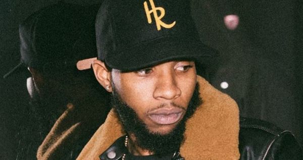 Watch Tory Lanez Throw A Punch at A Reality TV Figure