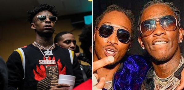 21 Savage Explains Why All The New Rappers Are Young Thug & Future's Children