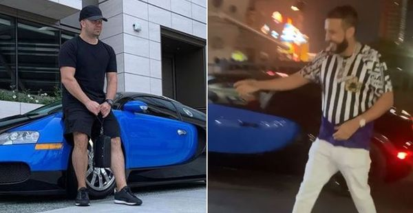 50 Cent Finds The Guy Who Used To Own French Montana's Bugatti