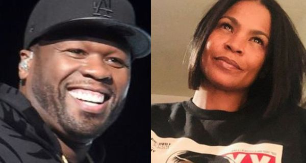 "50 Cent Thirsts Over Nia Long's ""Busty"" Instagram Post"