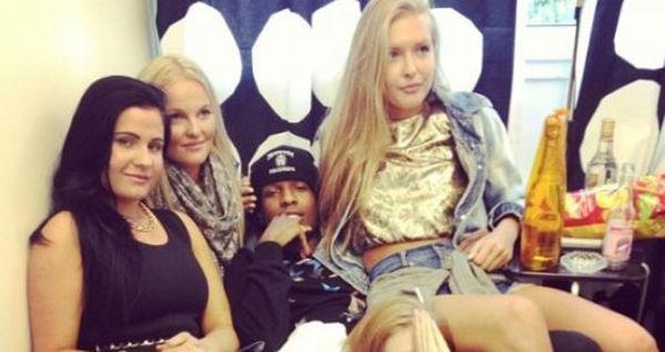 A$AP Rocky Responds After Twitter Relentlessly Mocks Him For Sex Tape