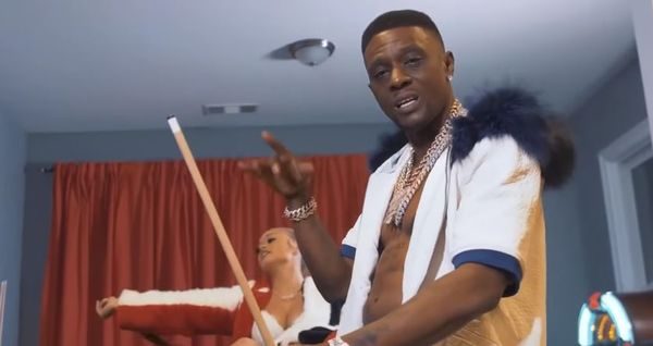 "Boosie Badazz & Mulatto Go NSFW In ""Nasty Nasty"" Video"