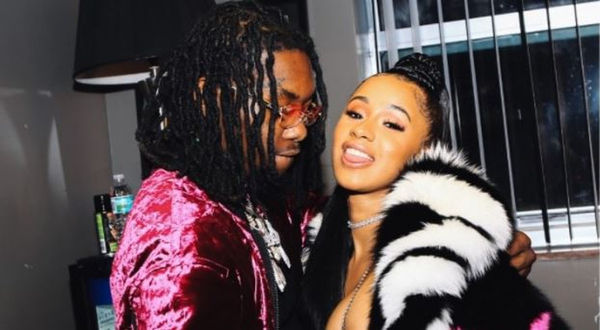 Cardi B Declares She Uses Offset's Body Fluids For Her Skin Care