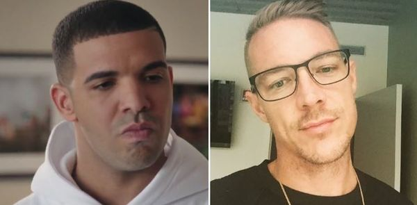 Diplo Says Drake Defriended Him Over Adonis Joke