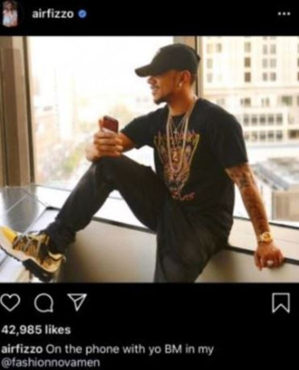 Apryl Jones Caught Cheating on Lil Fizz With FBGBabyGoat; Omarion Somewhere Smirking