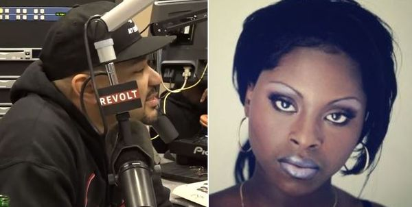 """Foxy Brown Goes Nuts On DJ Envy For Saying She's """"Dwindled Off"""""""