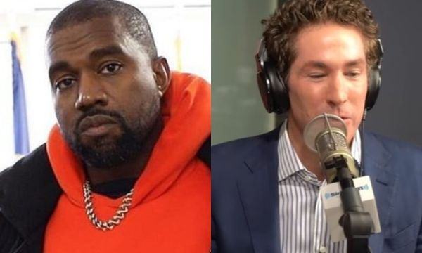 Kanye West and Joel Osteen Planning Another Huge Event