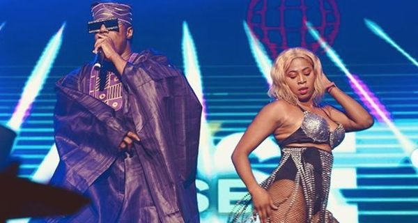 Mase Performs In Africa For Big Money
