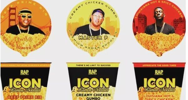 Master P Is Now Selling Ramen Noodles