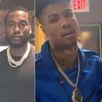 Clap Back: Meek Mill's Artist Yung Ro Shoots Shot At Blueface's Sister Kali