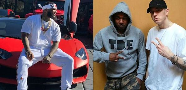 The Game Explains Why Kendrick Lamar Is The New Eminem