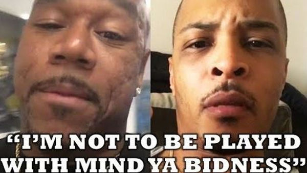 Wack 100 & T.I.'s Beef Goes Up Another Level