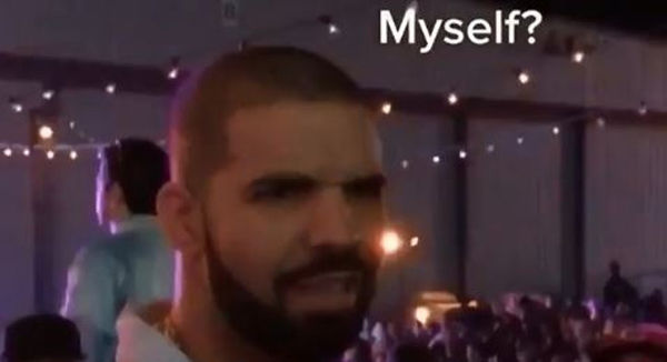 "Watch Drake Pull An Actual ""Do You Know Who I Am"" On Bouncer"