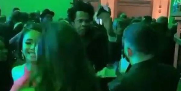 Watch Jay-Z Snatch a Phone From Someone Who Tried To Film Him & Beyonce