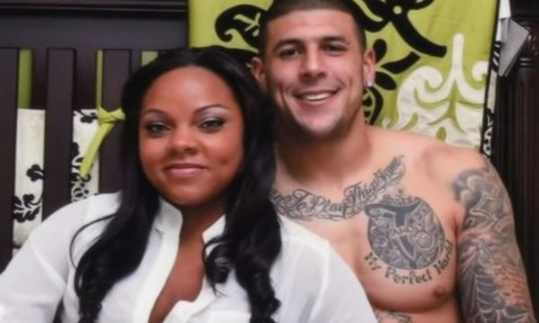 Aaron Hernandez's Fiance Addresses His Sexuality In New Interview