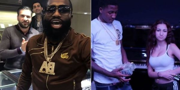 Adrien Broner Explains Why He Hollered At Bhad Bhabie