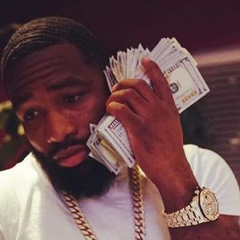 Adrien Broner is Now Begging For Money On Social Media